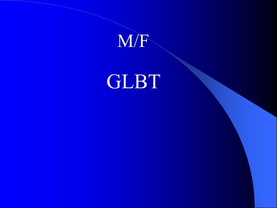 M/F GLBT