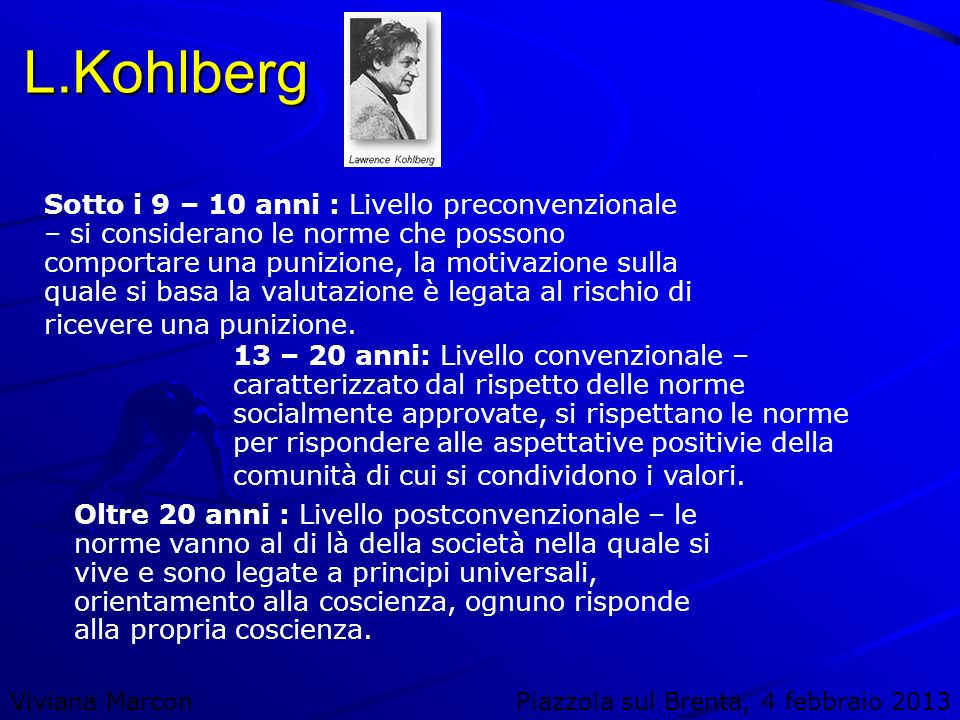 L.Kohlberg