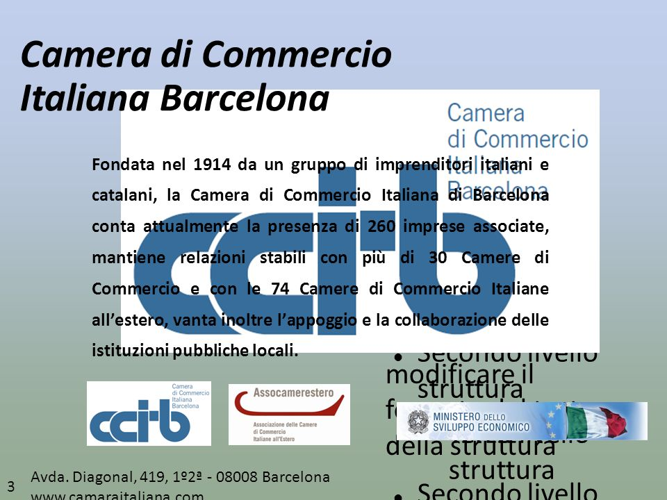Camera di Commercio Italiana Barcelona
