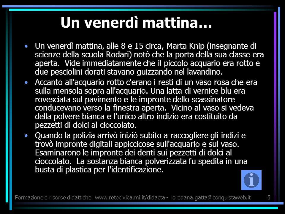 www.retecivica.mi.it/didacta - loredana.gatta@conquistaweb.it