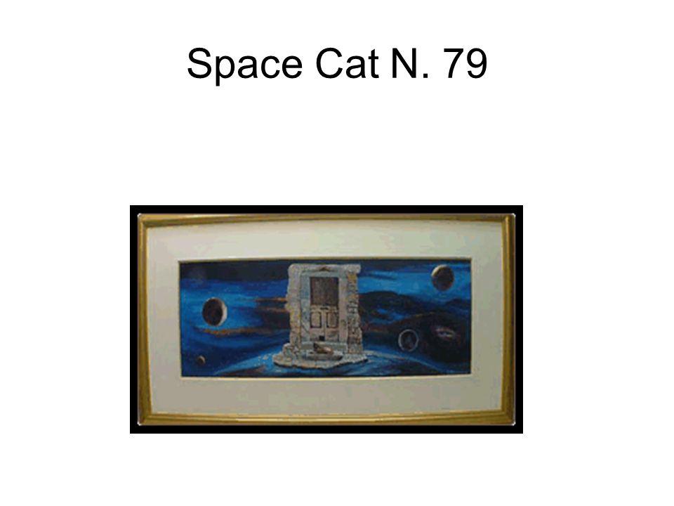 Space Cat N. 79