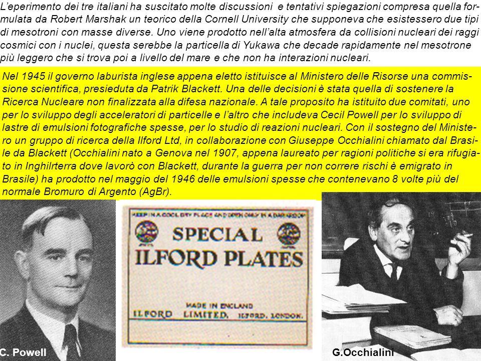 L'eperimento dei tre italiani ha suscitato molte discussioni e tentativi spiegazioni compresa quella for-