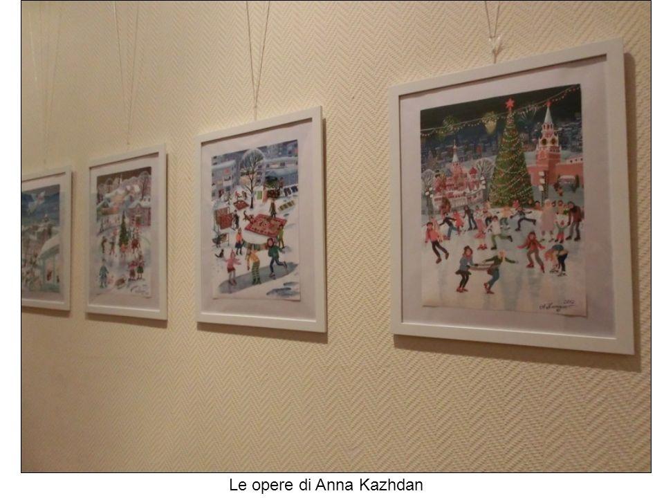 Le opere di Anna Kazhdan