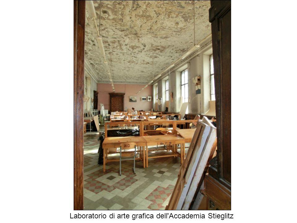 Laboratorio di arte grafica dell Accademia Stieglitz