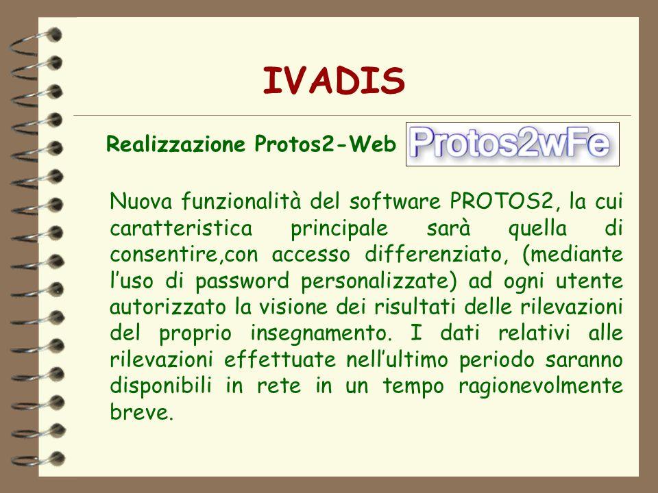 IVADIS Realizzazione Protos2-Web