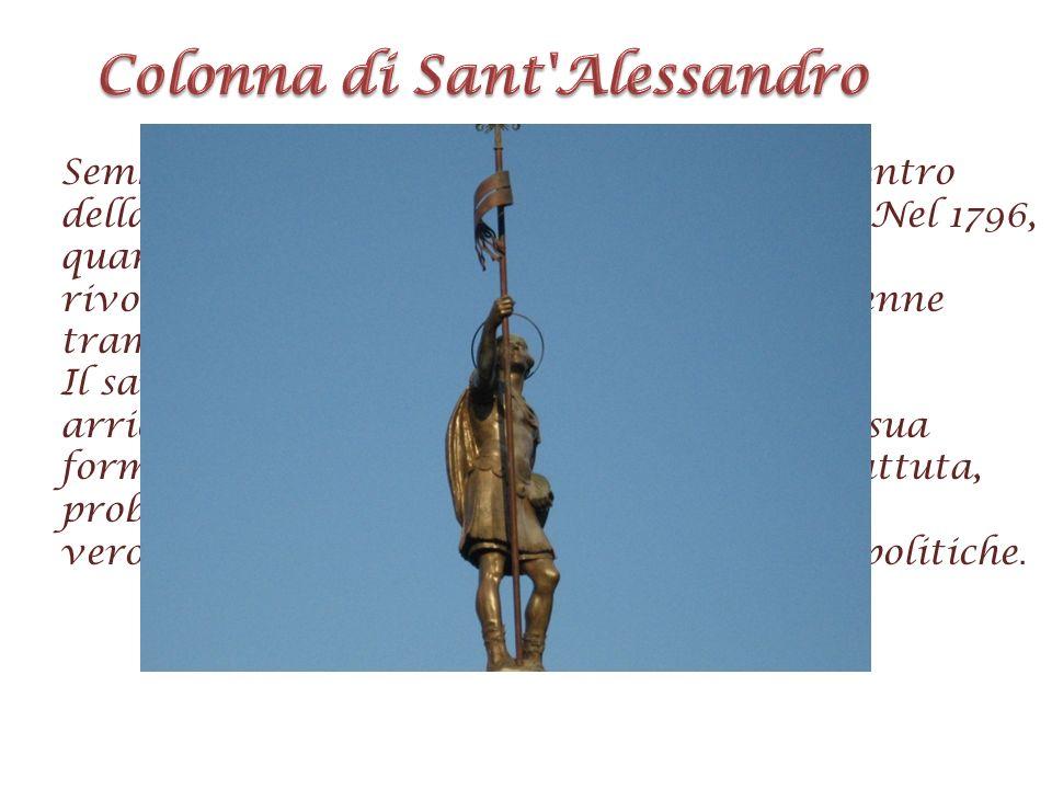 Colonna di Sant Alessandro