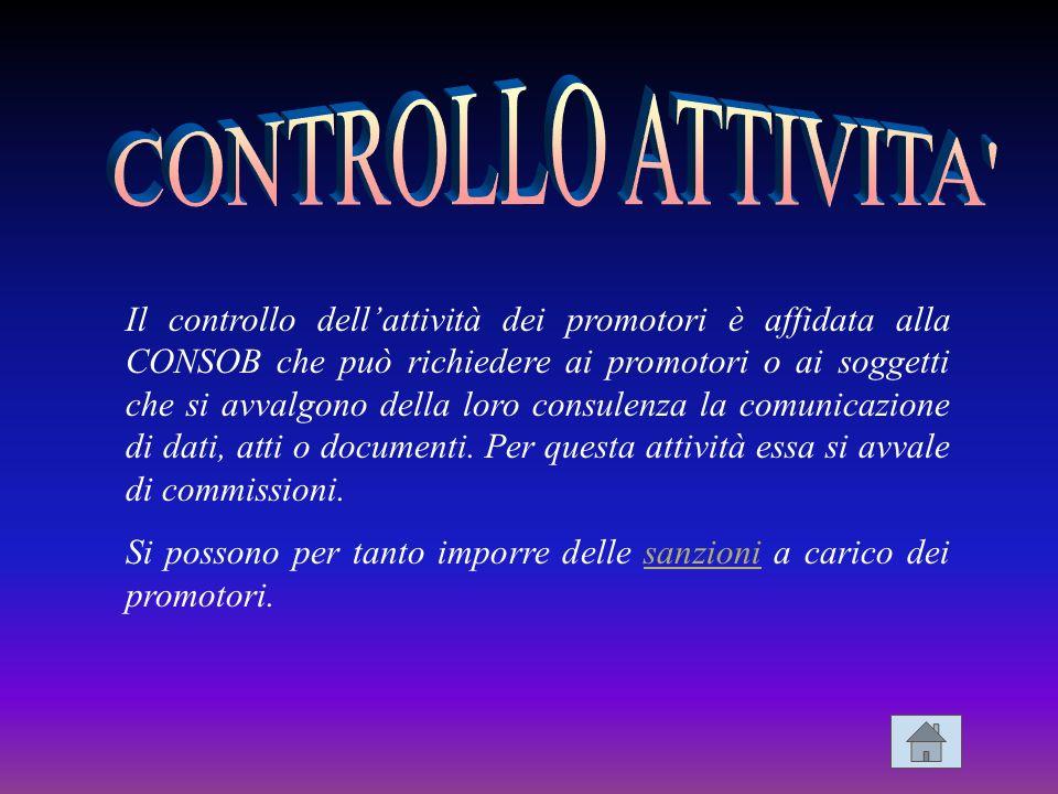 CONTROLLO ATTIVITA