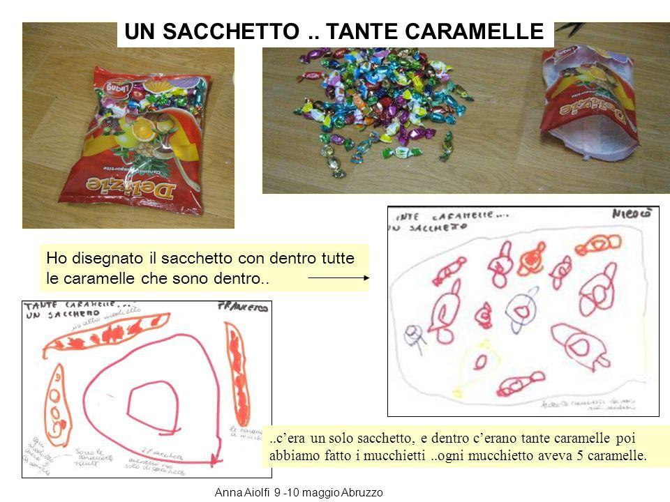 UN SACCHETTO .. TANTE CARAMELLE