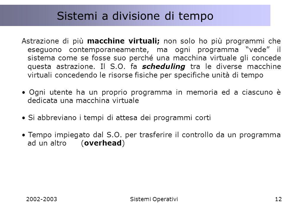 Programmazione Client Side e Server Side