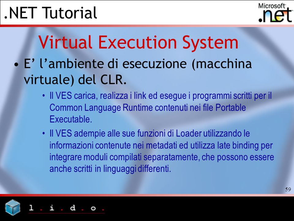 Virtual Execution System