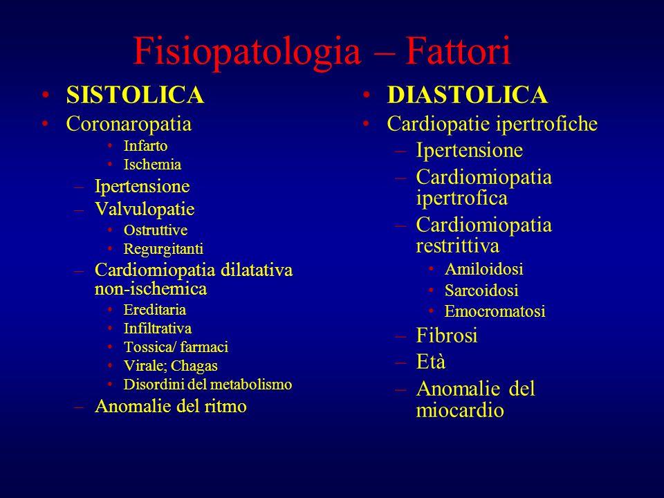 Fisiopatologia – Fattori