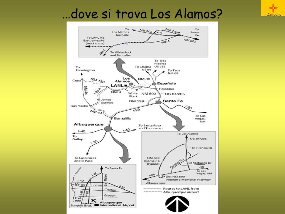 …dove si trova Los Alamos