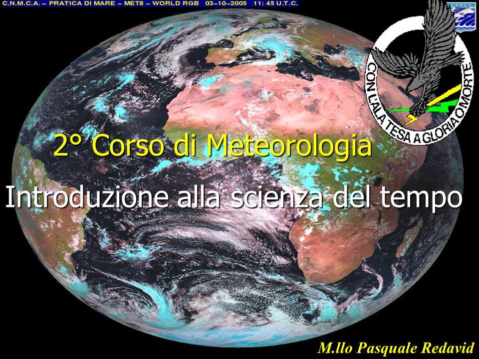 2° Corso di Meteorologia