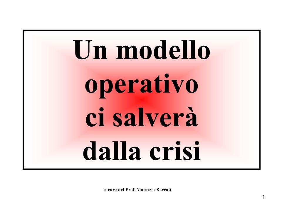 a cura del Prof. Maurizio Berruti