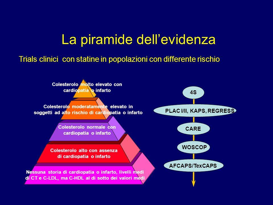 La piramide dell'evidenza