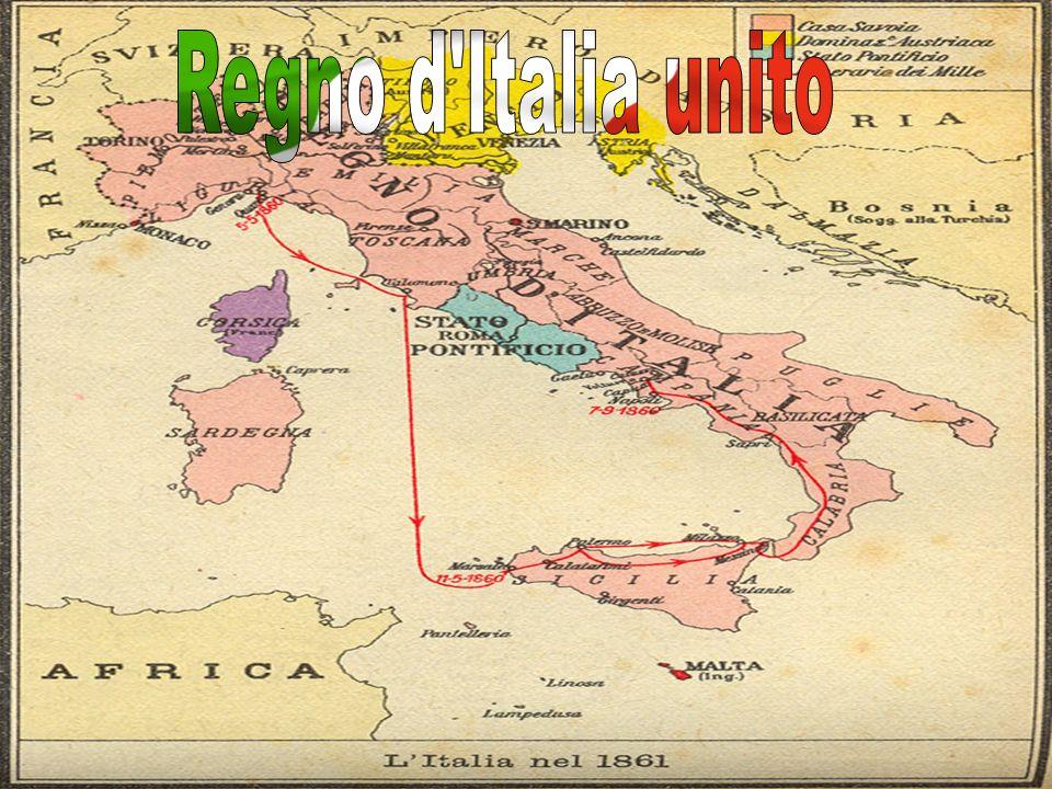 Regno d Italia unito