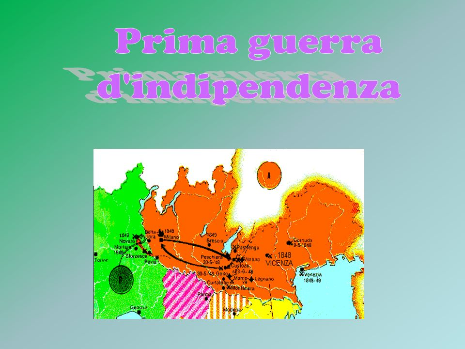 Prima guerra d indipendenza