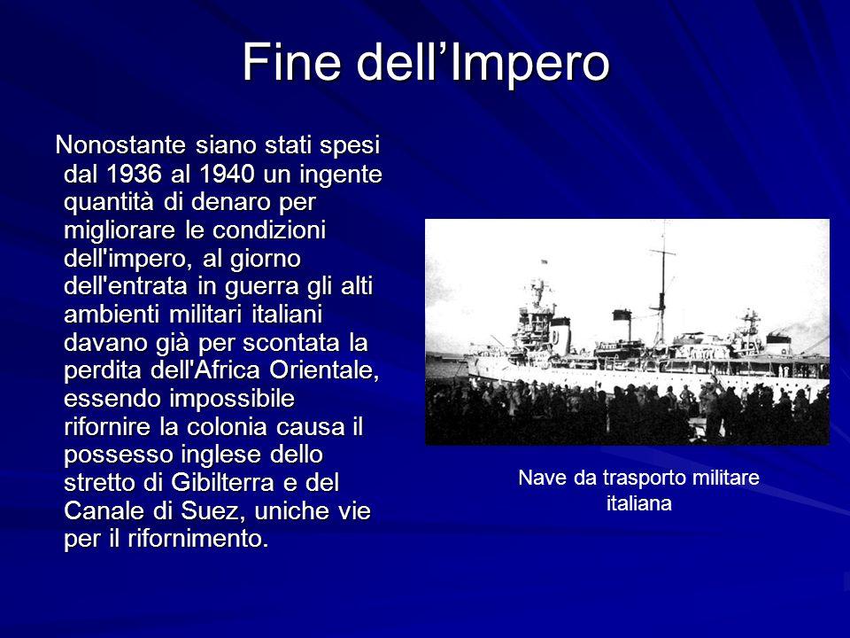 Nave da trasporto militare italiana