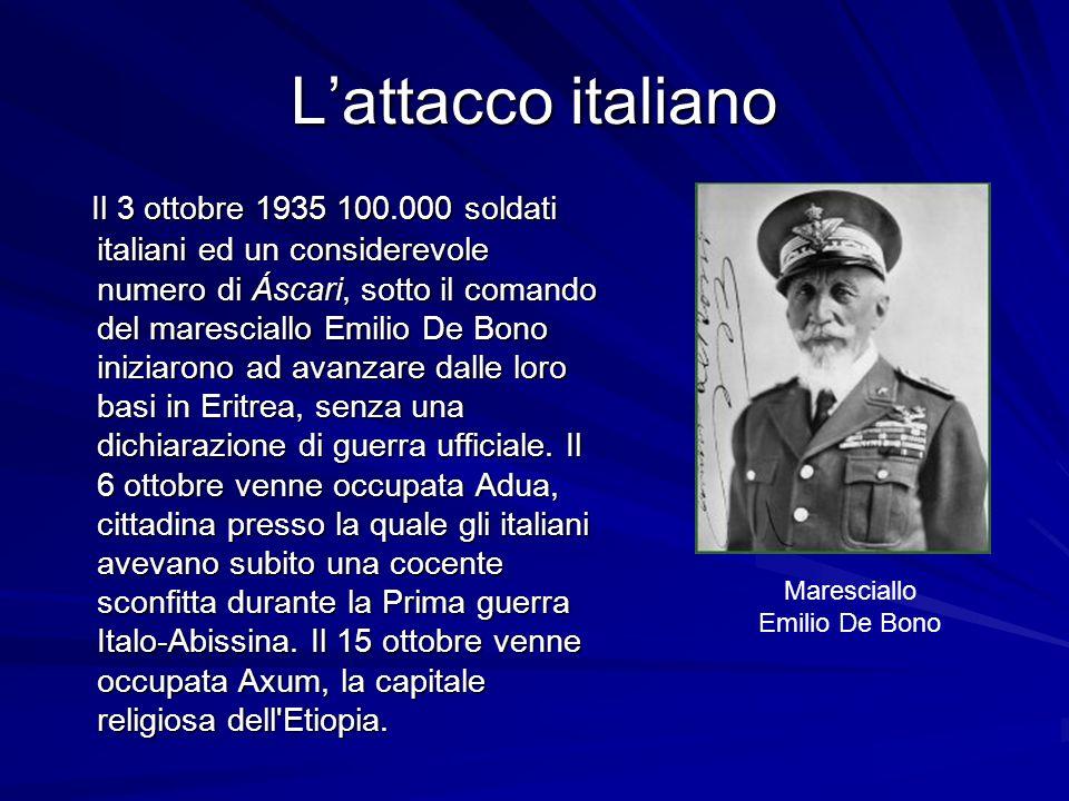 Maresciallo Emilio De Bono