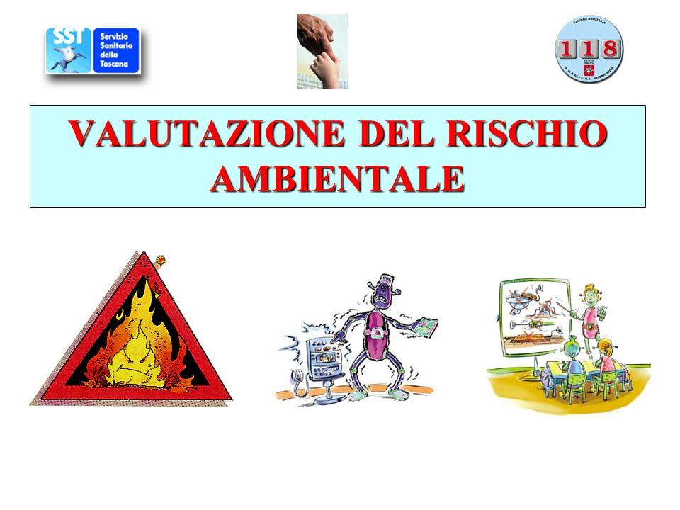VALUTAZIONE DEL RISCHIO AMBIENTALE