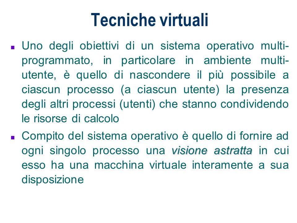 Tecniche non virtuali