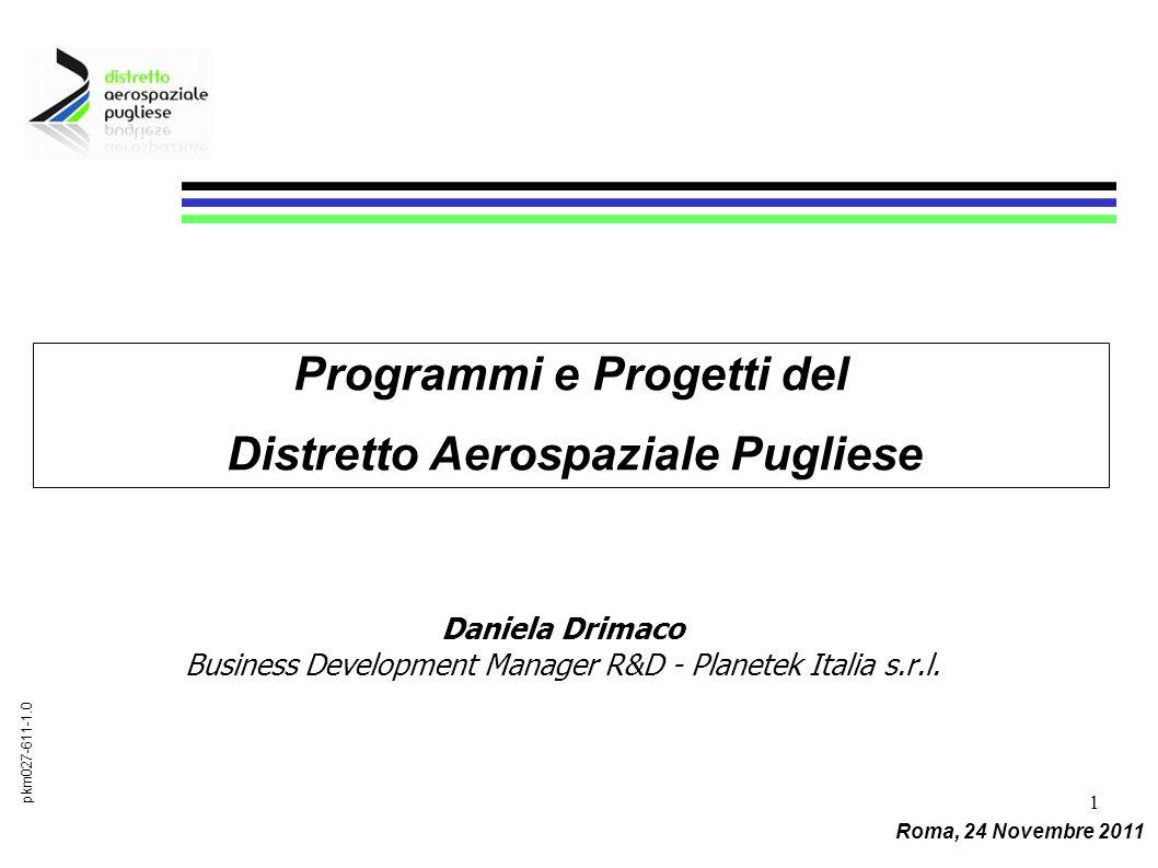 Programmi e Progetti del