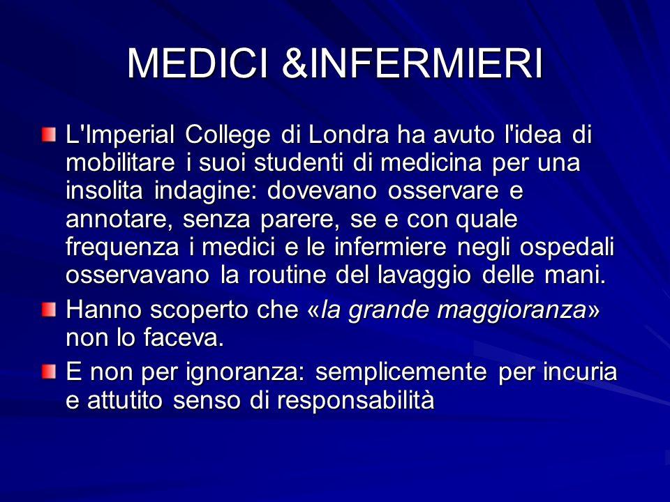 MEDICI &INFERMIERI