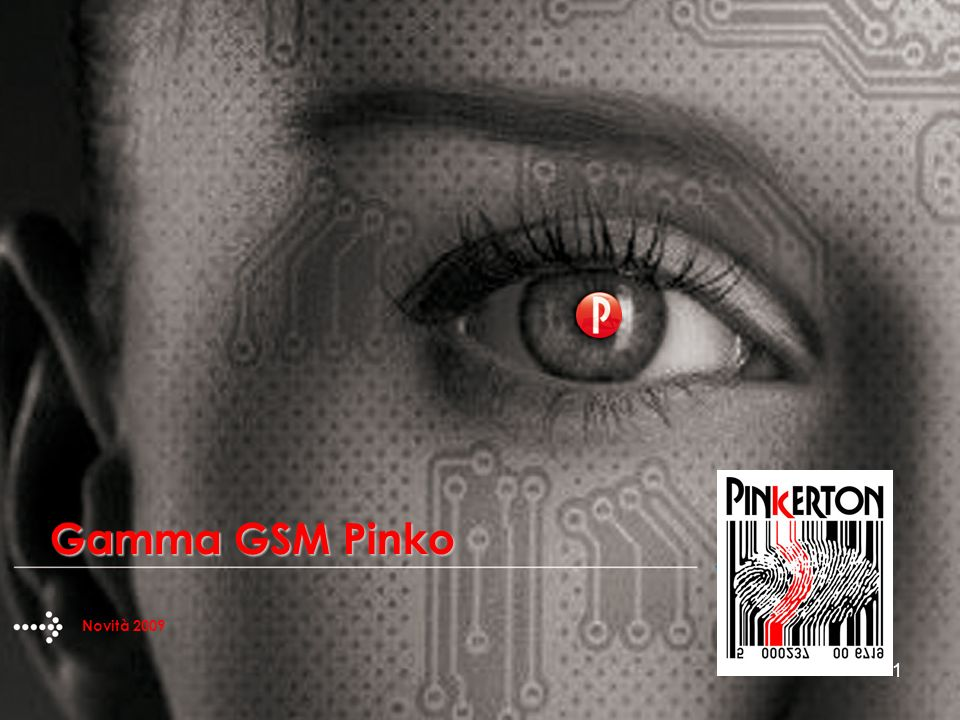 06/03/09 Gamma GSM Pinko Novità 2009