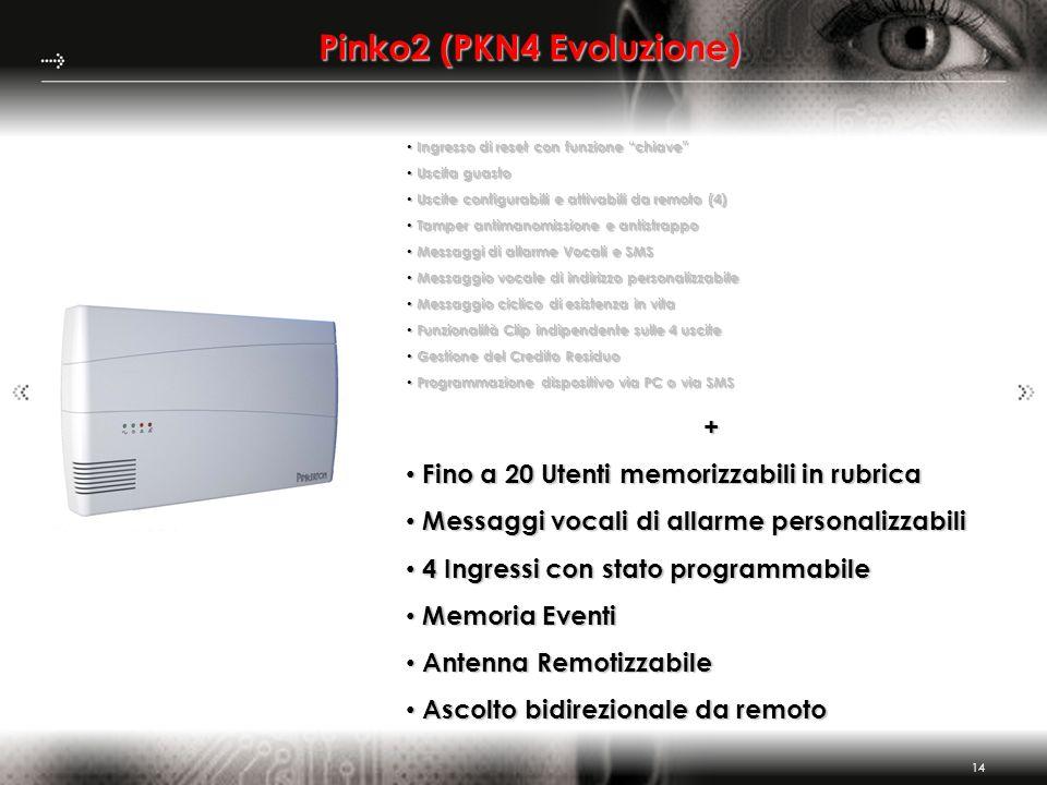 Pinko2 (PKN4 Evoluzione)