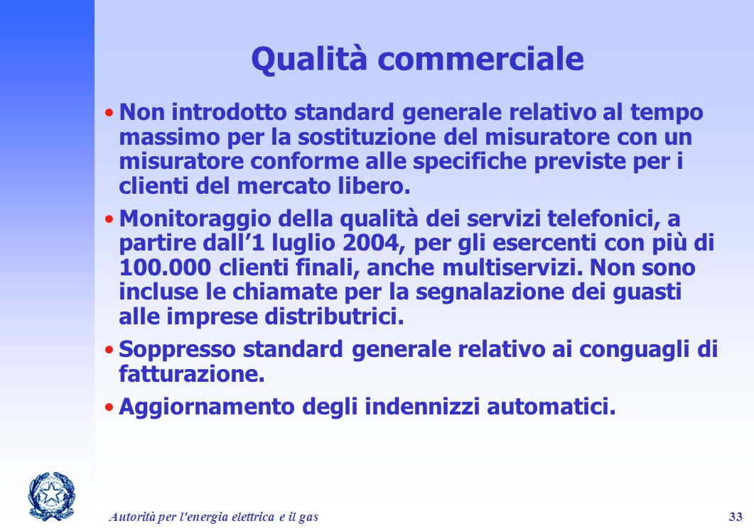Qualità commerciale