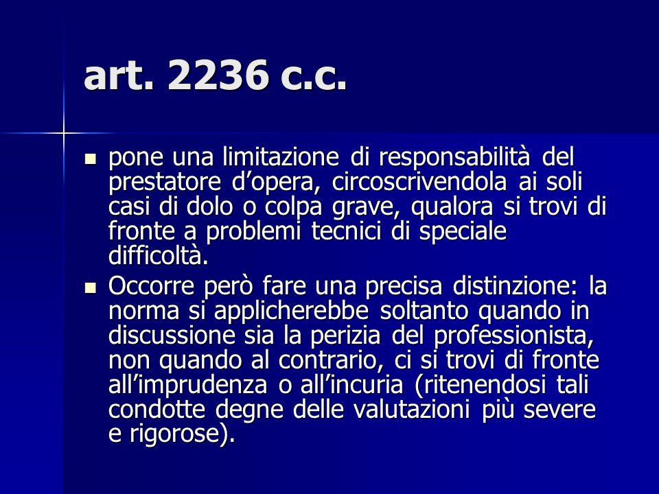 art. 2236 c.c.