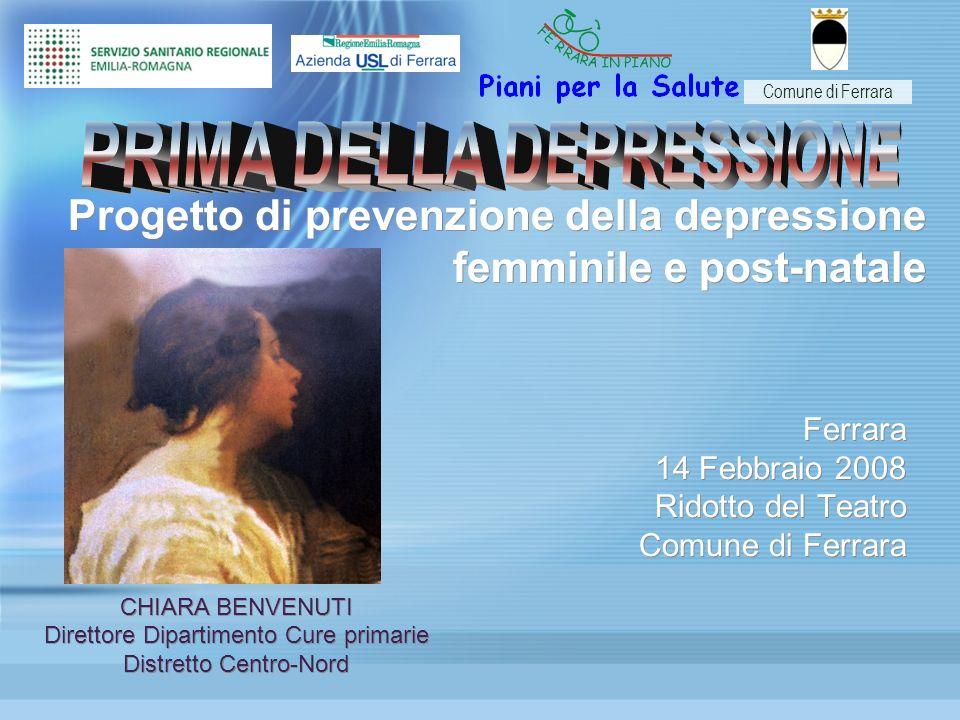 Ferrara 14 Febbraio 2008 Ridotto del Teatro Comune di Ferrara