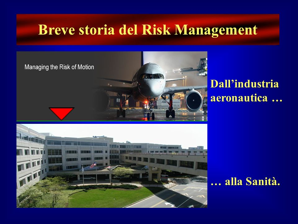 Breve storia del Risk Management