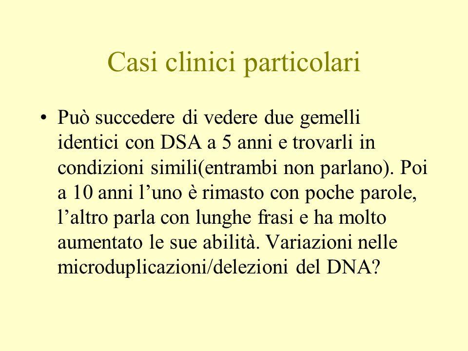 Casi clinici particolari