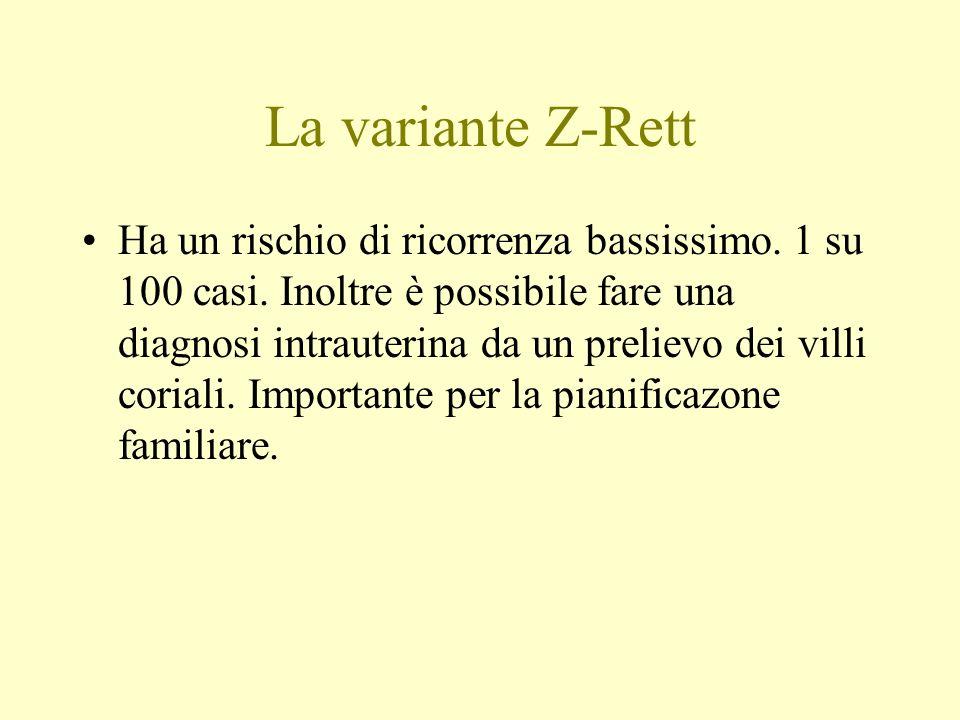 La variante Z-Rett