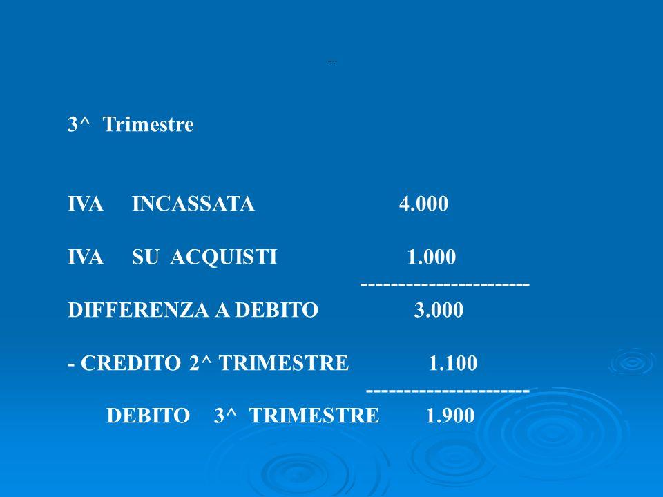 ----------------------- DIFFERENZA A DEBITO 3.000
