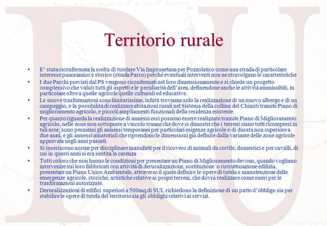 Territorio rurale