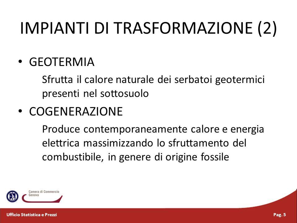 IMPIANTI DI TRASFORMAZIONE (2)
