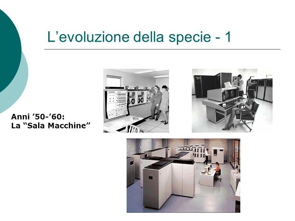 L'evoluzione della specie - 1