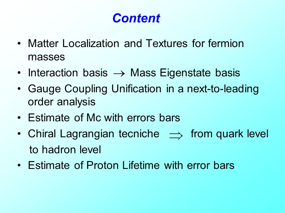 Content Matter Localization and Textures for fermion masses