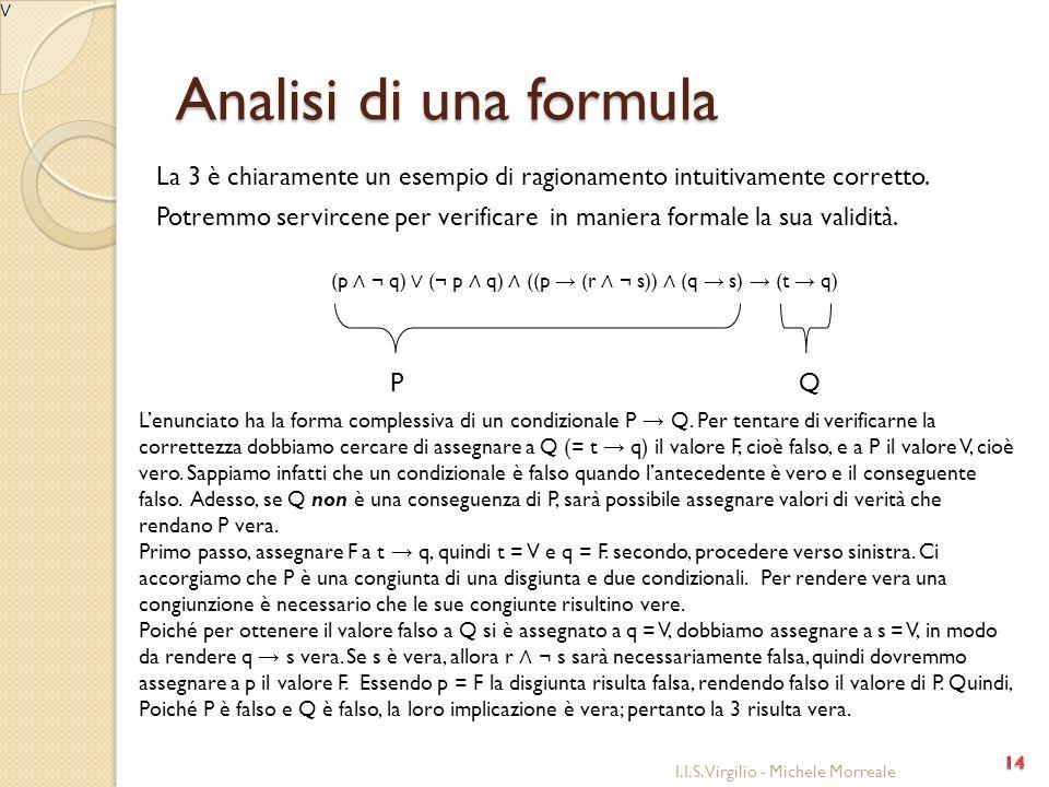 (p ∧ ¬ q) ∨ (¬ p ∧ q) ∧ ((p → (r ∧ ¬ s)) ∧ (q → s) → (t → q)