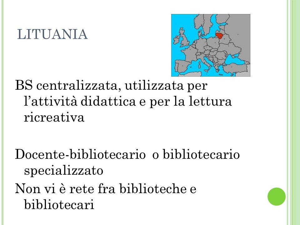 Docente-bibliotecario o bibliotecario specializzato