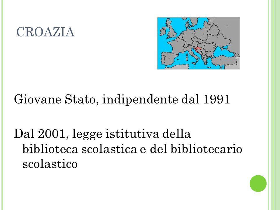 Giovane Stato, indipendente dal 1991