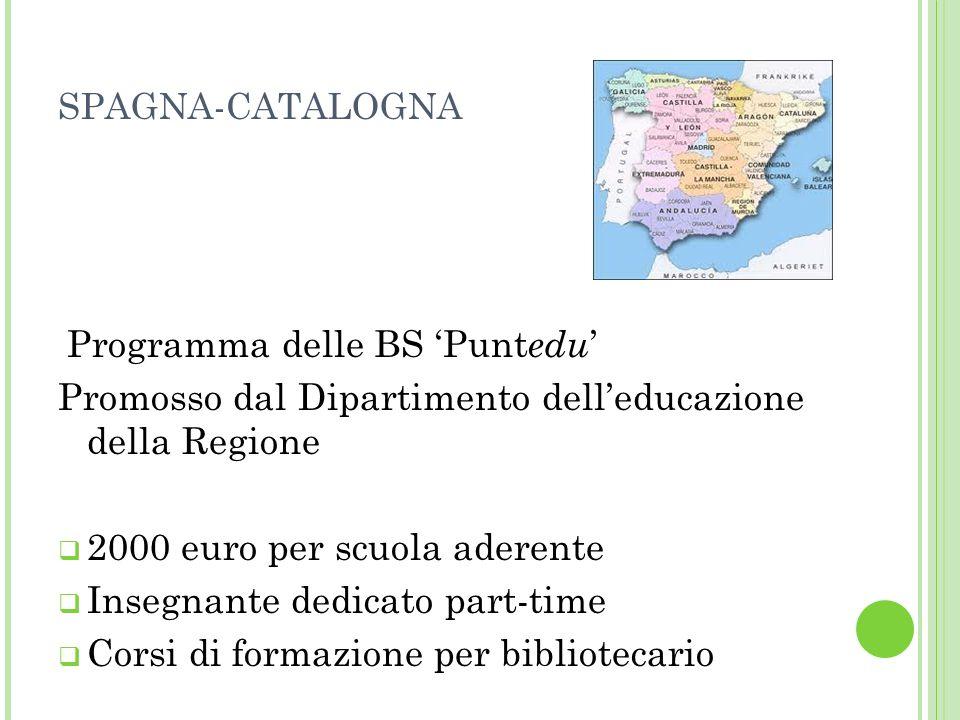 Promosso dal Dipartimento dell'educazione della Regione