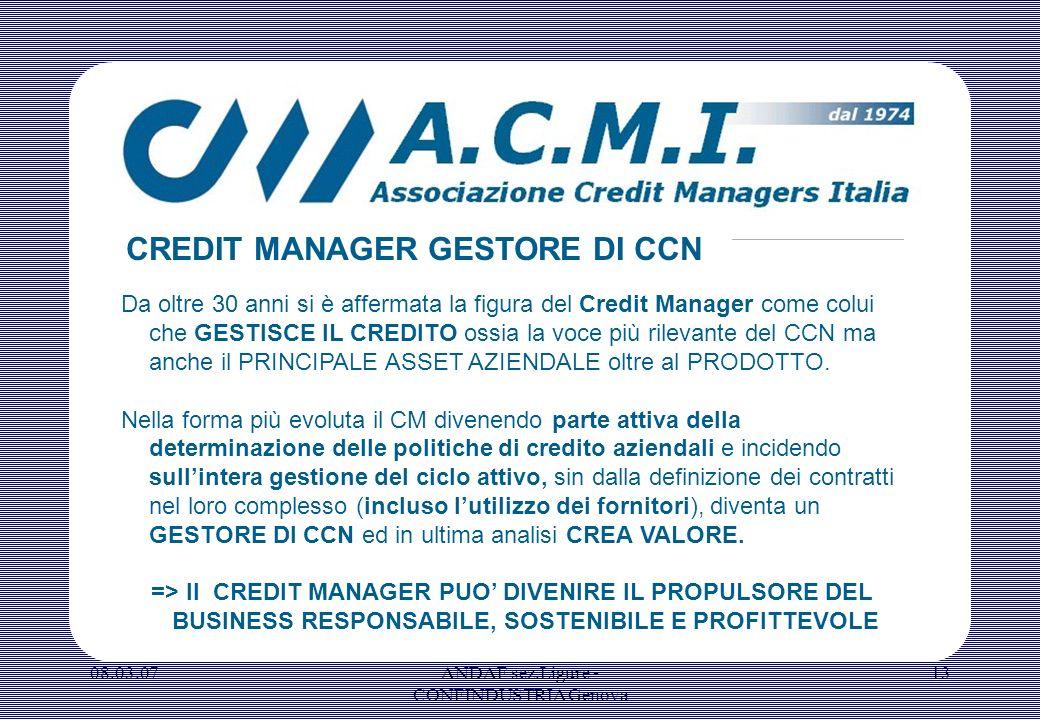 ANDAF sez.Ligure -CONFINDUSTRIA Genova