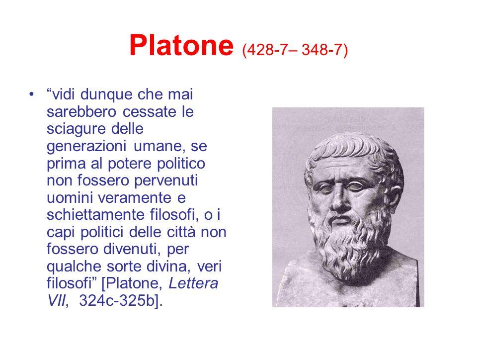 Platone (428-7– 348-7)