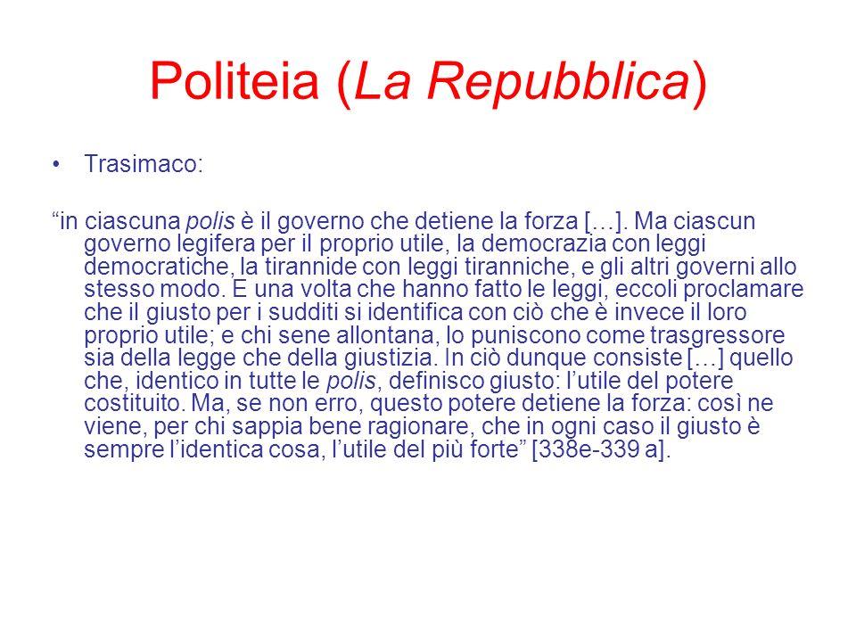 Politeia (La Repubblica)
