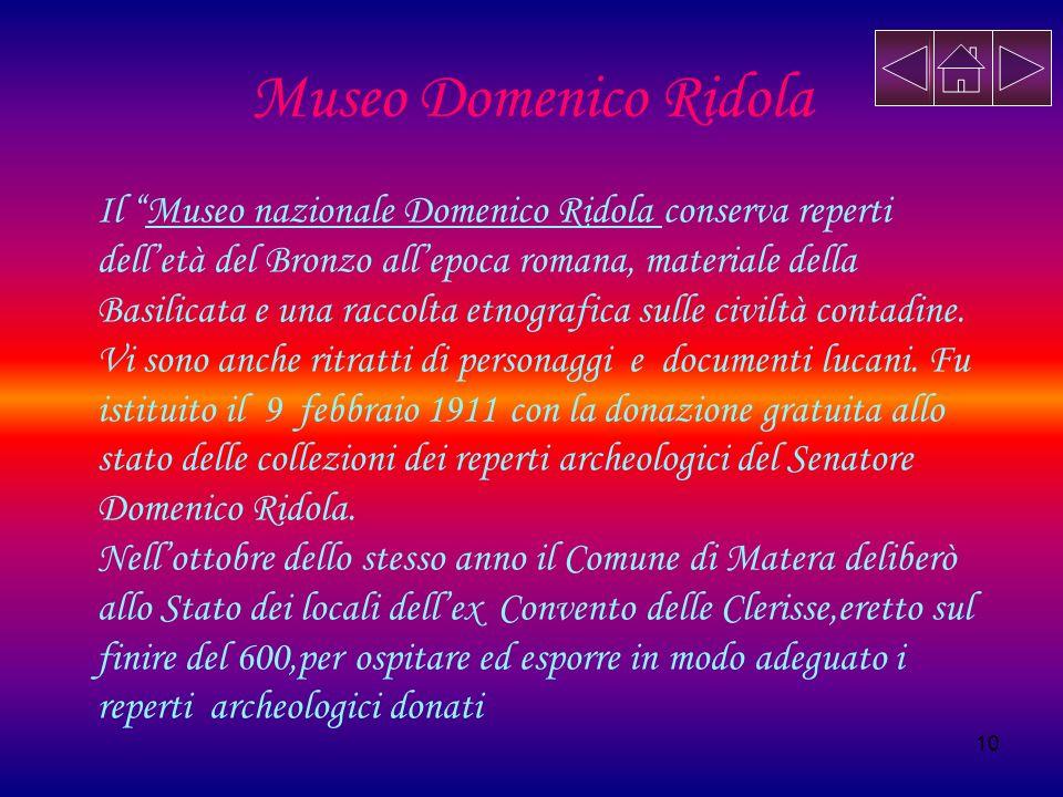 Museo Domenico Ridola