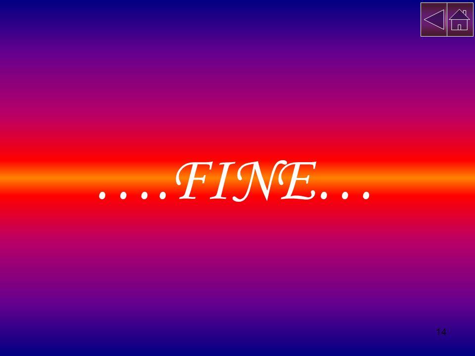 ….FINE…