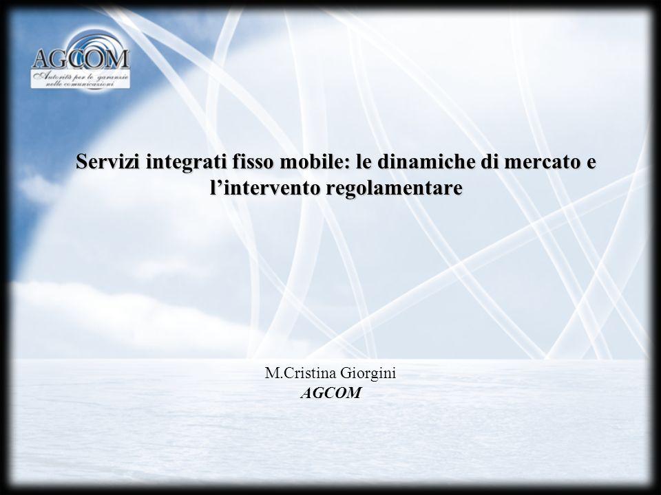 M.Cristina Giorgini AGCOM